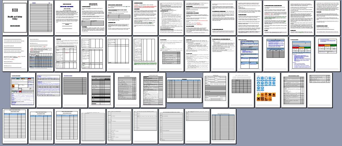 Doc1193863 Method of Statement Demolition Method Statement – Health and Safety Method Statement Template